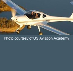 Flugtraining in USA